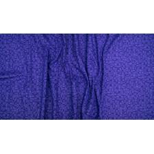 3641-003 Hopscotch - Cathedral Windows - Ultramarine Fabric 3