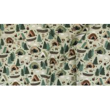 RJ1600-MO2 Camping Crew - Campground - Moss Fabric 3