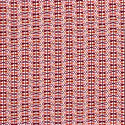 3038-003 Mirage - Loop Stripe - Honeysuckle Fabric