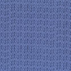 3041-003 Mirage - Leaves - Blue Bonnet Fabric
