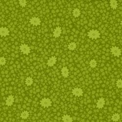 2878-002 One Room Schoolhouse - Recess - Grass Fabric