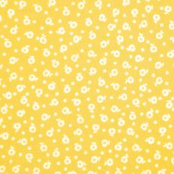 2881-001 One Room Schoolhouse - Teacher's Pet - Golden Fabric