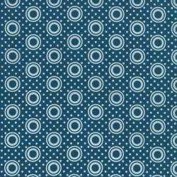 2437-011 Pie Making Day - Pie Plate - Blueberry Fabric