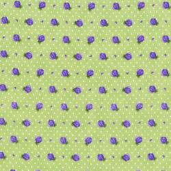 3297-002 June's Cottage - Rosebud - Spade Fabric