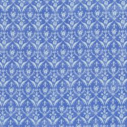 3299-003 June's Cottage - Lush - Stream Fabric