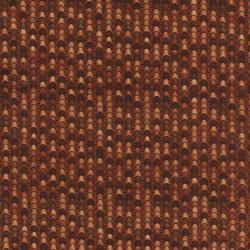 2412-002 Danscapes - Tile Roof - Rust/Brown Fabric