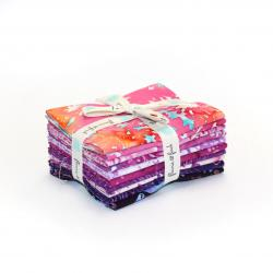 9653-560 Splash - Zinnia Fat Quarters