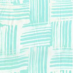3140-003 Blossom Batiks - Valley - Thatch Brush - Arctic Batik Fabric