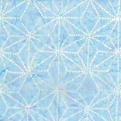 3351-005 Blossom Batiks - Horizon - Star - Sky Fabric