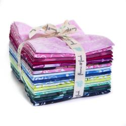 9653-655 Blossom Batiks - Horizon Fat Quarters - Bundle