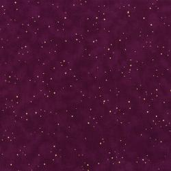 2792-005 Oasis - Flurries - Larkspur Metallic Fabric