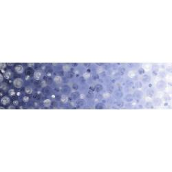 3019-003 Shiny Objects - Nocturne - Hyacinth Metallic Fabric