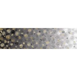 3019-006 Shiny Objects - Nocturne - Starling Metallic Fabric