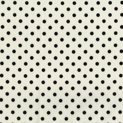 3164-009 Shiny Objects - Precious Metals - Spot On - Radiant Pearl Metallic Fabric