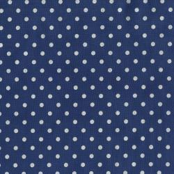 3164-010 Shiny Objects - Sweet Somethings - Spot On - Blueberry Metallic Fabric