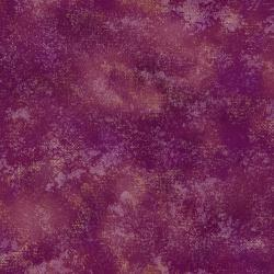 FF101-MU21M Shiny Objects - Rustic Shimmer - Mulberry Metallic Fabric