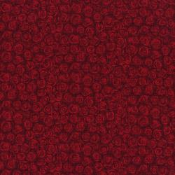 3216-003 Hopscotch - Rose Petals - Ruby Fabric