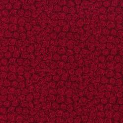 3216-005 Hopscotch - Rose Petals - Lipstick Fabric