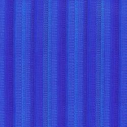 3218-001 Hopscotch - Loop De Loop - Electric Blue Fabric