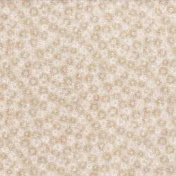 3219-006 Hopscotch - Deconstructed Dandelions - Vanilla Bean Fabric