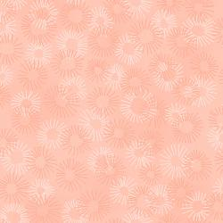 3219-009 Hopscotch - Deconstructed Dandelions - Blush Fabric