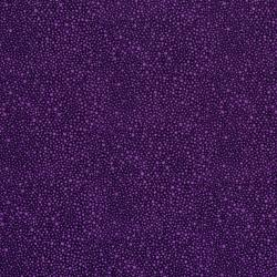 3224-007 Hopscotch - Random Dots - Violet Fabric