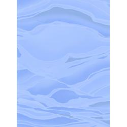 3582-003 Aruba - Wave - Light Blue Fabric
