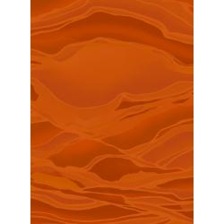 3582-004 Aruba - Wave - Cinnabar Fabric
