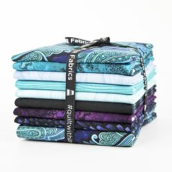 9652-540 Aruba Fat Quarter - Dusk - Bundle