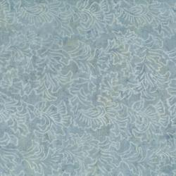 2142-006 Best Of Malam Batiks - Damask - Gray Fabric