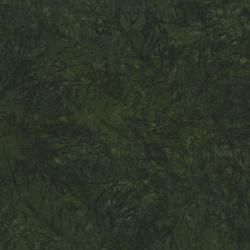 2145-004 Best Of Malam Batiks - Pressed Leaf - Dark Khaki Fabric