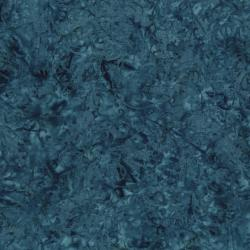 2549-003 Best Of Malam Batiks - Feather - Gray/Blue Fabric