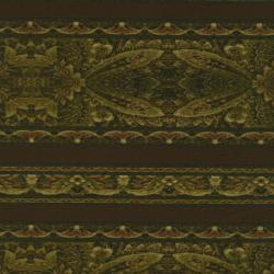 2101-008 Border Basics - Border - Brown Fabric