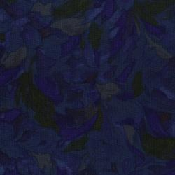 3014-004 Burano - Linear Floral - Blue Green Fabric