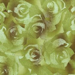 3017-001 Burano - Textured Rose - Olive Fabric