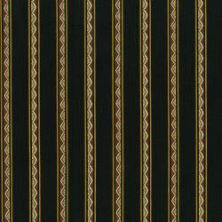 3287-002 Casablanca Mini Borders - Stripe - Brown Fabric
