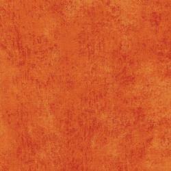 3212-035 Denim - Tangerine Fabric