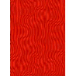 3583-006 Holiday Aruba - Moire - Scarlet Fabric