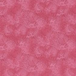 0498-012 Jinny Beyer Palette - Posies - Carnation Fabric