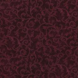 0691-007 Jinny Beyer Palette - Scroll - Mulberry Fabric