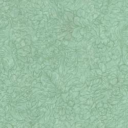 2201-002 Jinny Beyer Palette - Mint Fabric