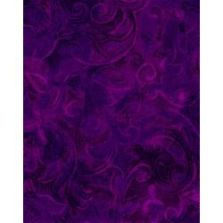 3364-007 Jinny Beyer Palette - Papyrus - Lilac Fabric