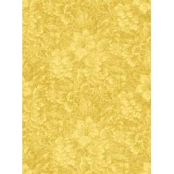 3366-001 Jinny Beyer Palette - Tapestry - Gentle Yellow Fabric