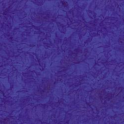 7132-030 Jinny Beyer Palette - Floral Outline - Hyacinth Fabric