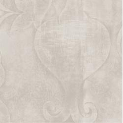3417-007 Midnight Garden - Embossed - Beige Fabric
