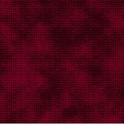 3418-005 Midnight Garden - Weave - Red Fabric