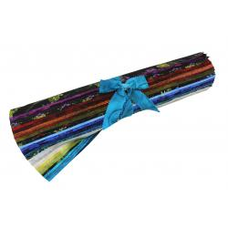 9652-509 Midnight Garden Fat Quarters - Roll