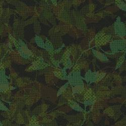 2665-001 Safari - Maze - Black/Olive Fabric