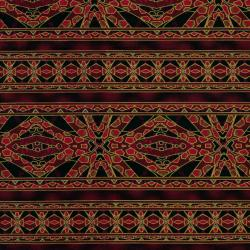 2666-004 Safari - Barn Red Fabric