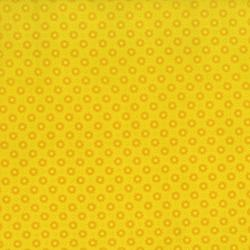 2424-001 Apple Hill Farm - Wheels - Yellow Fabric